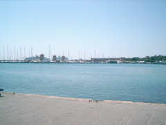 MANDRAKI HARBOUR RHODES (23) (richard,s photography) Tags: beach island greek harbour greece rhodes mandraki rhodesisland