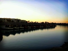 Sunset at Gouna (Phevos87) Tags: autumn sunset red sea panorama nature day dusk egypt clear gouna hurghada      flickrandroidapp:filter=berlin