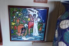 Eduardo Vega Art Work (Corvair Owner) Tags: art work ceramic ecuador artist pots bowls vega eduardo vases cuenca plaques ecuadorian