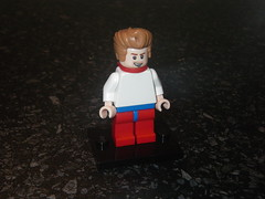 LEGO Piledriver (ReZourceman) Tags: man crimson comics iron lego maria hill super crew mandarin heroes marvel bulldozer avengers thunderball wrecking dynamo wrecker piledriver
