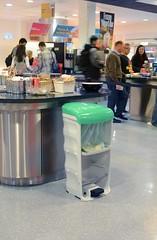 Nexus Shuttle Recycling Bin (Glasdon UK) Tags: container recycle recycling bins nexus containers recyclingbin foodwaste glasdon kitchenbin glasdonuk nexusshuttle cateringwaste footpedalbin