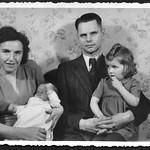 Familie Hans Tappen 1950. thumbnail