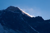 Mt Everest at dawn from Tengboche (marches-lointaines.com) Tags: everest khumjung népal easternregion