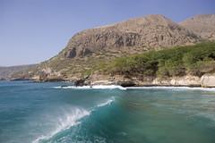 Tarrafal, Santiago (blueheronco) Tags: santiago surf wave capeverde tarrafal