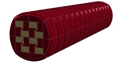 Metwurst Stick! (RS 1990) Tags: log lego stick pepperoni moc ldd metwurst digitaldesigner