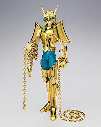 聖鬪士聖衣神話仙女座瞬初期青銅聖衣LIMITED GOLD ANDROMEDA
