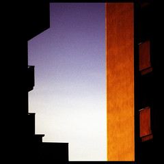 Three-Way Singularity (2nd version) (zerantuno) Tags: italy abstract building lines square nikon italia abstraction linee d80 zerantuno casoni
