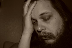 Day 303 (Alabaster Frank) Tags: portrait self project humanity depression 365 mentalhealth schizophrenia mentalillness
