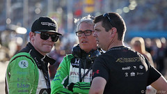 Prerace Meeting (Mitch Ridder Photography) Tags: arizona phoenixinternationalraceway pir indycar indycarseries conordaly driver racecardriver indycardriverconordaly