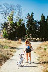 Steady (Leo Hidalgo (@yompyz)) Tags: canon eos 6d dslr reflex random yompyz ileohidalgo fotografa vsco film cam love like dog animal dalmatian dlmata perro fuengirola mlaga espaa spain