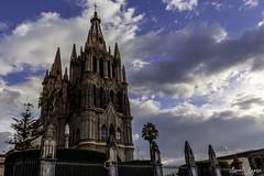 La Parroquia (Azakalabaza) Tags: sanmiguel sanmigueldeallende guanajuato gto catedral