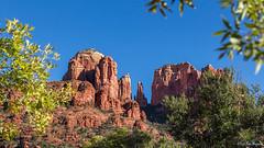 Cathedral Rock from Oak Creek - Sedona (Jim Frazee) Tags: cathedralrock oakcreek sedona