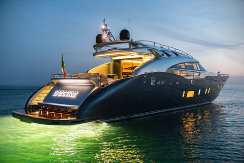 Spectre от AB Yachts