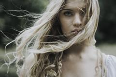 A. (Maria Schaefer Photography) Tags: zibg16 tribearchipelago lxc portrait lips blueeyes flyinghair lightroom canon