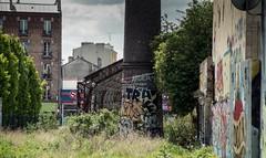Montreuil, lomography, 9 (Patrick.Raymond (2M views)) Tags: montreuil usine friche banlieu argentique nikon 93