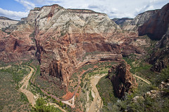 Angles landing (Smileytcs) Tags: zion angles landing angleslanding nationalparks specland