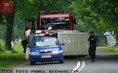 D172 - Skoda Octavia - KP Beyce (pawelbednarczyk) Tags: d013 daewoo korando d159 fiat ducato d140 d172 skoda octavia d123 opel astra ii d193 d190 kia sportage d152 corsa d176 aro 245 d173 ford transit d189 fso polonez beyce lubelskie policja radiowz radiowozy komisariat policji hpd