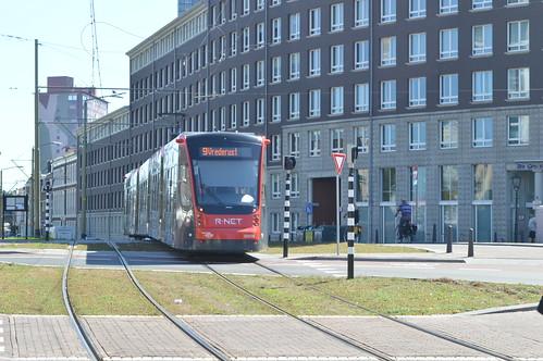 Siemens Avenio op tramlijn 9