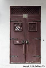 32 Aviles Street (wesjr50) Tags: historicbuildings historicdistrict historicarchitecture naturallightphotography oldbuildings doors canon 5ds brown ef 100400mm f4556 is usm l