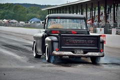 2016 Tri-5 Nats_121_DSC_5732 (Nomad Joe) Tags: trifivenationals tri5 chevrolet chevy carshow dragrace racecar bowlinggreen ky usa