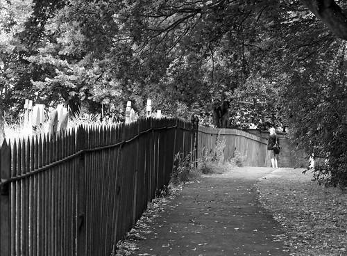 Bottesford church walk