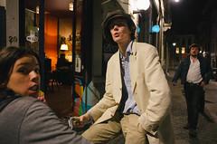 (yedman) Tags: brussels belgium night bar street candid urban yedman kodak portra 400 vsco europe