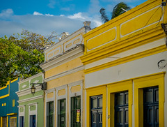 Olinda (elzauer) Tags: architecture brazil brazilianculture buildingexterior colonialstyle day door history multicolored northeasternbrazil oldtown olinda outdoors pernambucostate traveldestinations unescoworldheritagesite pernambuco br