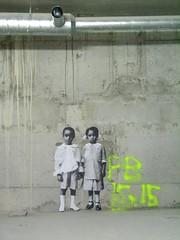 Le Bal Nègre (rue Blomet) II (Leo & Pipo) Tags: leopipo leo pipo paris street art streetart collage urbain urban paste poster affiche affichage pasteup wheatpaste cut paper papier handmade retro vintage sticker tag graffiti stencil ville city mur wall rue france artwork