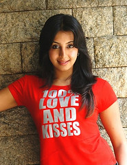 South Actress SANJJANAA Photos Set-4 (22)
