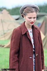 IMG_1769 (lesleydoubleday) Tags: victoryshow cosby leicestershire ww2 reenactment reenactors