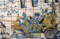 Macacaria 03 (Bosc d'Anjou) Tags: macacaria azulejo museunacionaldoazulejo lisbon portugal chickenswedding quintadesantoantnio cadriceira henriquehenriquesdemiranda