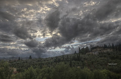 Weather Omens (RoyBatty83) Tags: pentax pentaxk5 k5 pentaxiani apsc clouds colors countryside tuscany supertuscan tuscanycountryside cloudysky cloud cloudy landscape landscapes paesaggio paesaggi toscana firenze gallonero panorama italianlandscape italianrenaissance hdr colorhdr colorphotography da1855wr 1855 tappo tappowr pentaxda1855wr pentaxda1855alwr pentaxkitlense pentaxkitlenses kitlenses