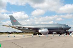 15004 Airbus A.310-304(F)/CC-150T Polaris Canadian Armed Forces (pslg05896) Tags: 15004 airbus a310 canadianarmedforces ffd egva fairford riat cc150 polaris