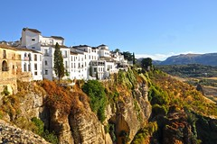 Ronda,Spain (yonca60) Tags: ronda spain andalusia town oldtown cliff scarp houses casas