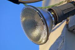Spot light (Ruled by Neptune 64) Tags: light lightbulb canon spot spotlight dslr d30 floodlight canond30
