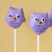 "Purple Owl Cake Pops • <a style=""font-size:0.8em;"" href=""https://www.flickr.com/photos/59736392@N02/8262057774/"" target=""_blank"">View on Flickr</a>"