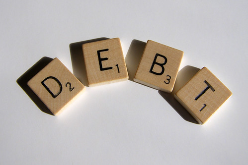 Scrabble Series Debt by StockMonkeys.com, on Flickr