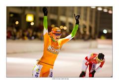 Mariska Huisman (Vincent Riemersma) Tags: ice speed nikon iceskating skating iso mm nikkor breda 70200 afs schaatsen 70200mm speedskating mariska marathonschaatsen 12800 huisman vr2 vrii bohh d3s beteropenhaardhout