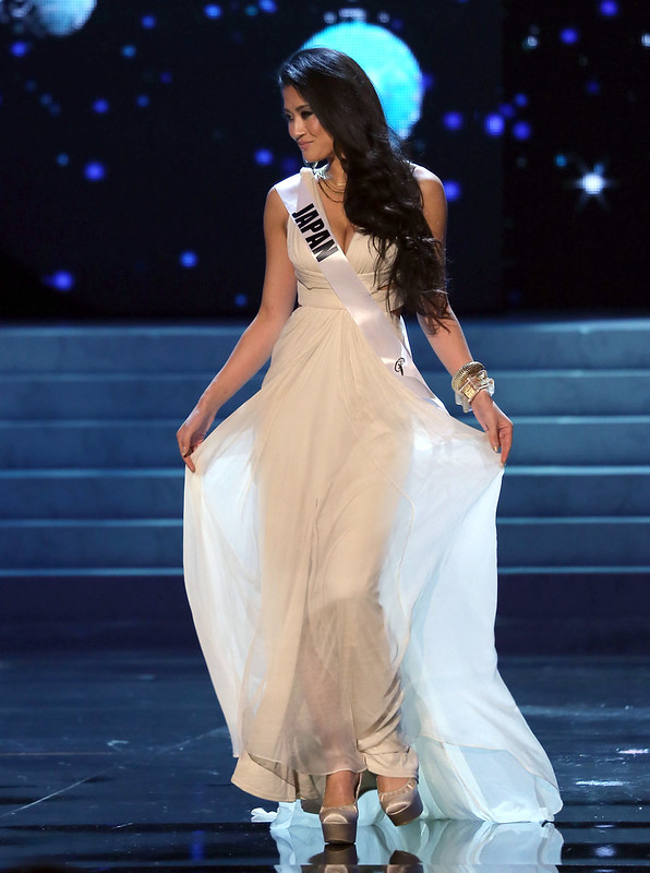 2012 Miss Universe Pageant Preliminary Competition in Las Vegas - WENN.com
