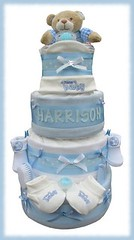Nappy Cake (13) (Labours Of Love Baby Gifts) Tags: babygift nappycake nappycakes newbabygifts laboursoflovebabygifts