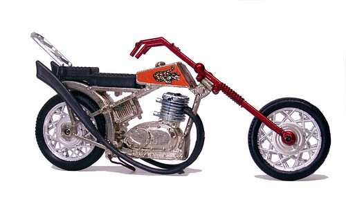Mercury Chopper Wild Cat
