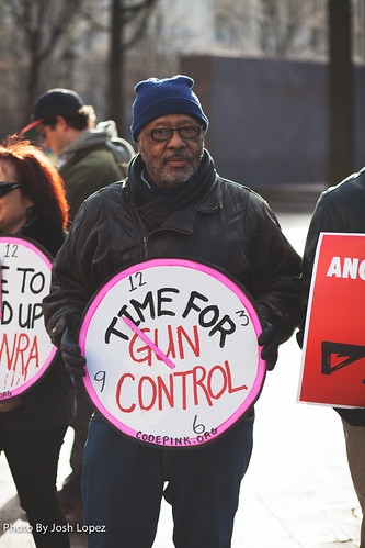 From flickr.com: CREDO Calls on NRA to Stand Down {MID-213640}