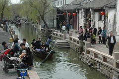 2008-03-16_DSC_4367 (becklectic) Tags: china 2008 zhouzhuang watertown canal prc asia canaltown tileroof