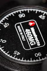 Tripod (n_sonic) Tags: christmas detail macro closeup canon flash tripod 100mm manfrotto 460mg mr14ex