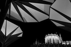 Catedral Nueva (enekopy) Tags: blanco navidad y negro catedral invierno nueva vitoria gasteiz inmaculada photowal
