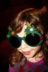 Funglasses (Phil W Shirley) Tags: christmas xmas girl sunglasses geotagged glasses shades week 51 spectacles 2012 weekofdecember16 522012 52weeksthe2012edition geo:lat=5251581009551805 geo:lon=2100840210914612