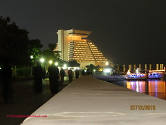 -   -   (Feras Qaddoora) Tags: night hotel shot state resort corniche sheraton resorts doha qatar