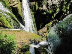 Cascadas  ro Aso, Can de Aisclo.   Huesca (Pirinesta) Tags: waterfall alpine geography montaa physical pirineos cascada geomorphology alpino saltodeagua physicalgeography highmountain geomorfologa hidrology hidrologa geografafsica
