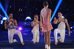Danell Leyva, Jonathan Horton, Alissa Czisny and Chris Brooks