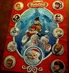 Santa Claus is Comin' (ProfLidenbrock) Tags: christmas arthur tv bass special animated jigsaw jules rankin santaclausiscomingtotown julesbass arthurrankin